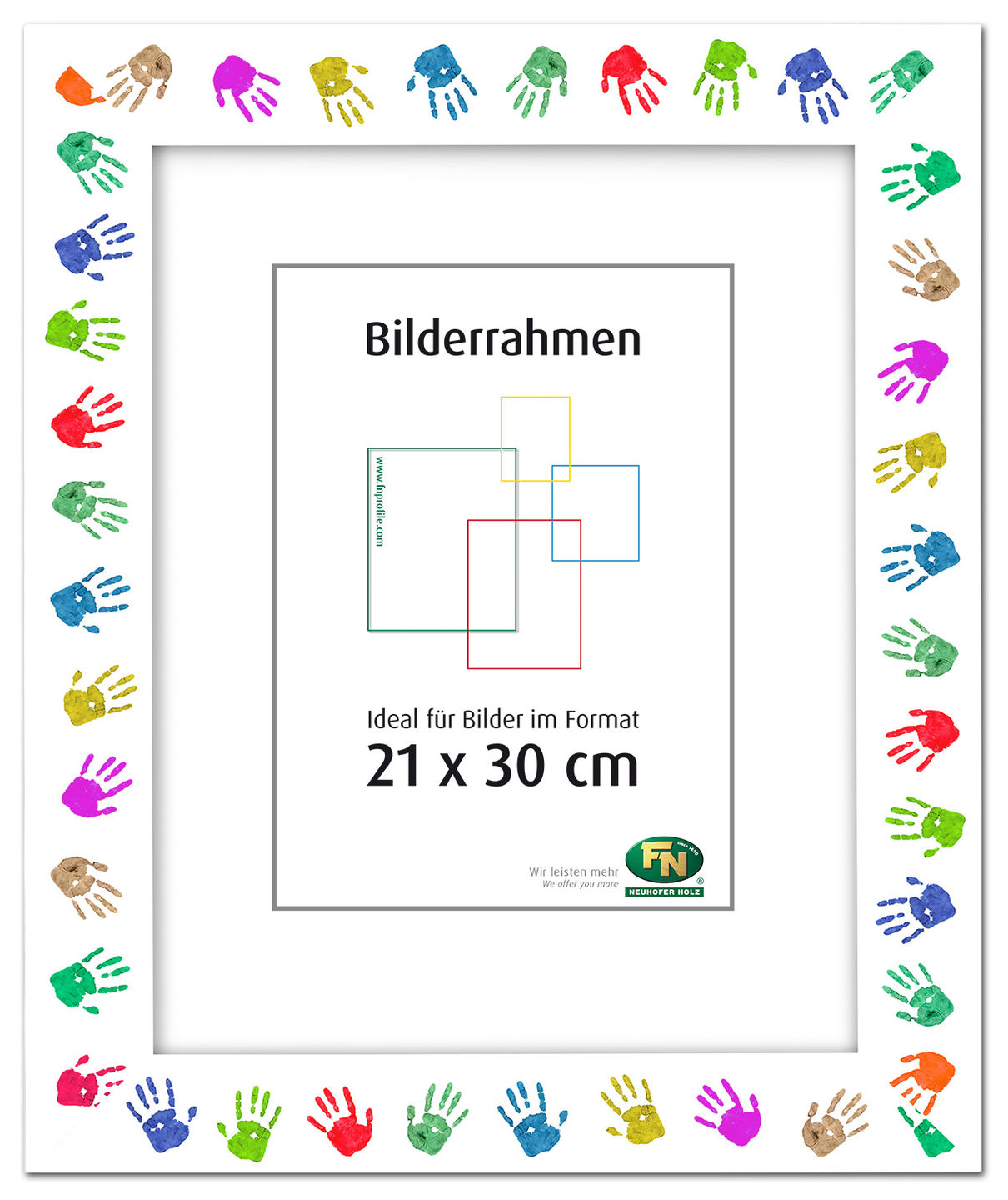 FN picture frame Childrens Hands 1 - Product line - FN picture ...